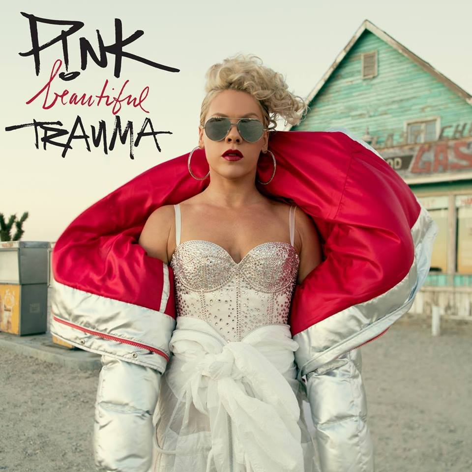Pink Beautiful Trauma album cover