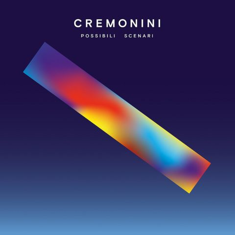 Cesare Cremonini Possibili Scenari album 2017 cover
