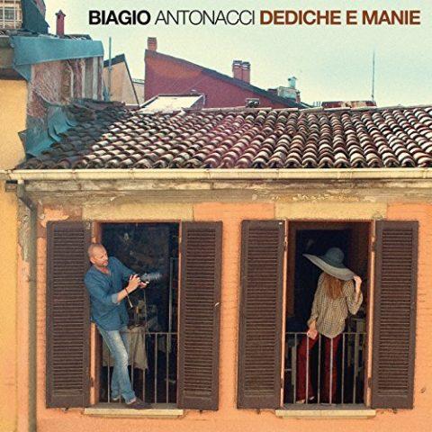 Dediche e Manie Biagio Antonacci album cover