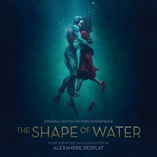 La Forma Dellacqua The Shape Of Water Colonna Sonora Film