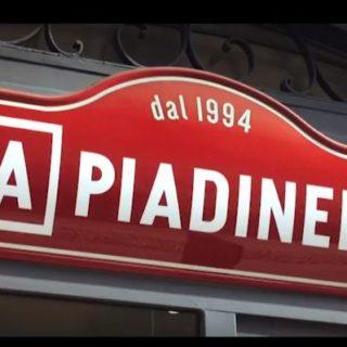 La Piadineria spot 2018