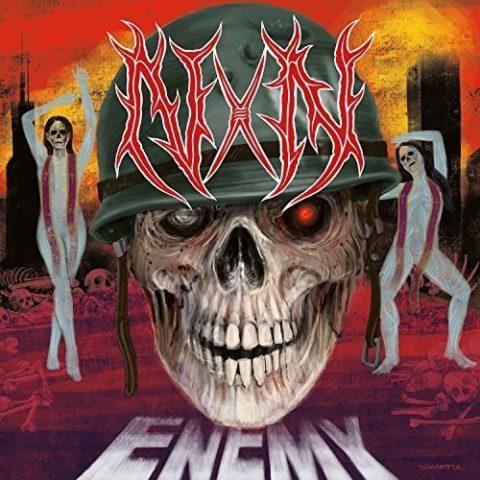 Noyz Narcos Enemy Album 2018 cover