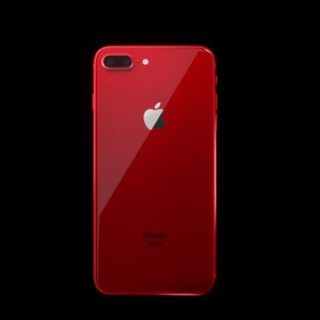iPhone 8 red plus canzone spot aprile 2018