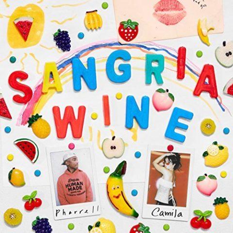 Sangria Wine Pharrel Williams Camila Cabello