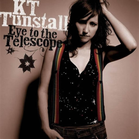 KT Tunstall Eye To The Telescope album cover