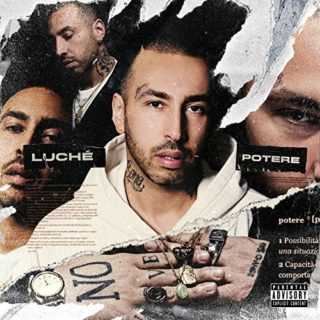 Luchè potere album 2018 cover