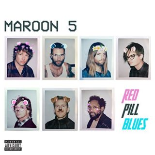 Maroon 5 Red Pill Blues album 2017 cover