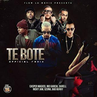 Te Boté (Remix) Nio García