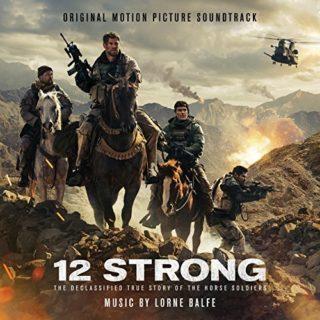 12 Soldiers - Colonna Sonora Film con Chris Hemsworth