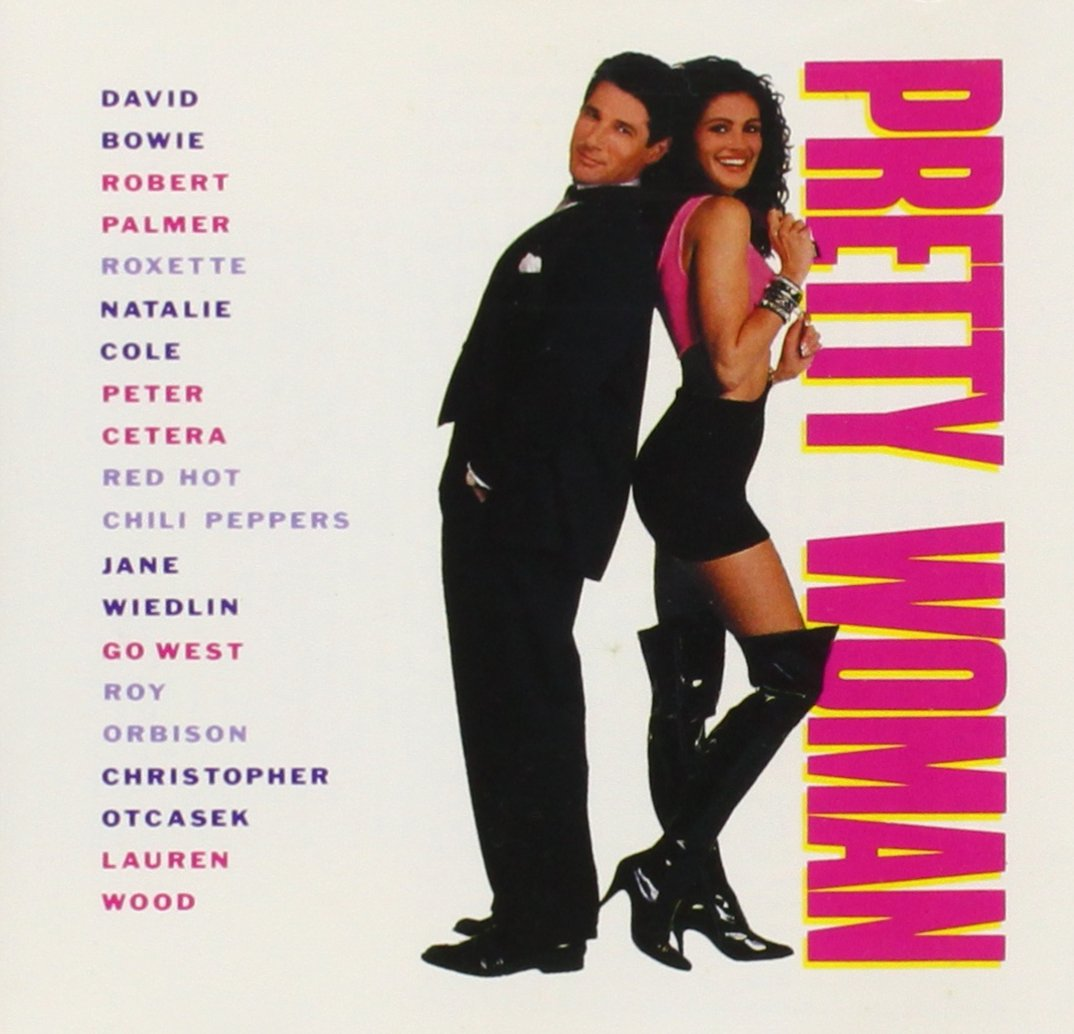pretty woman film colonna sonora