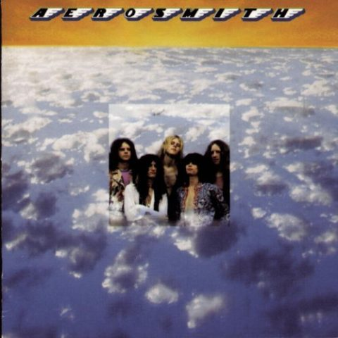 Aerosmith album cover 1973
