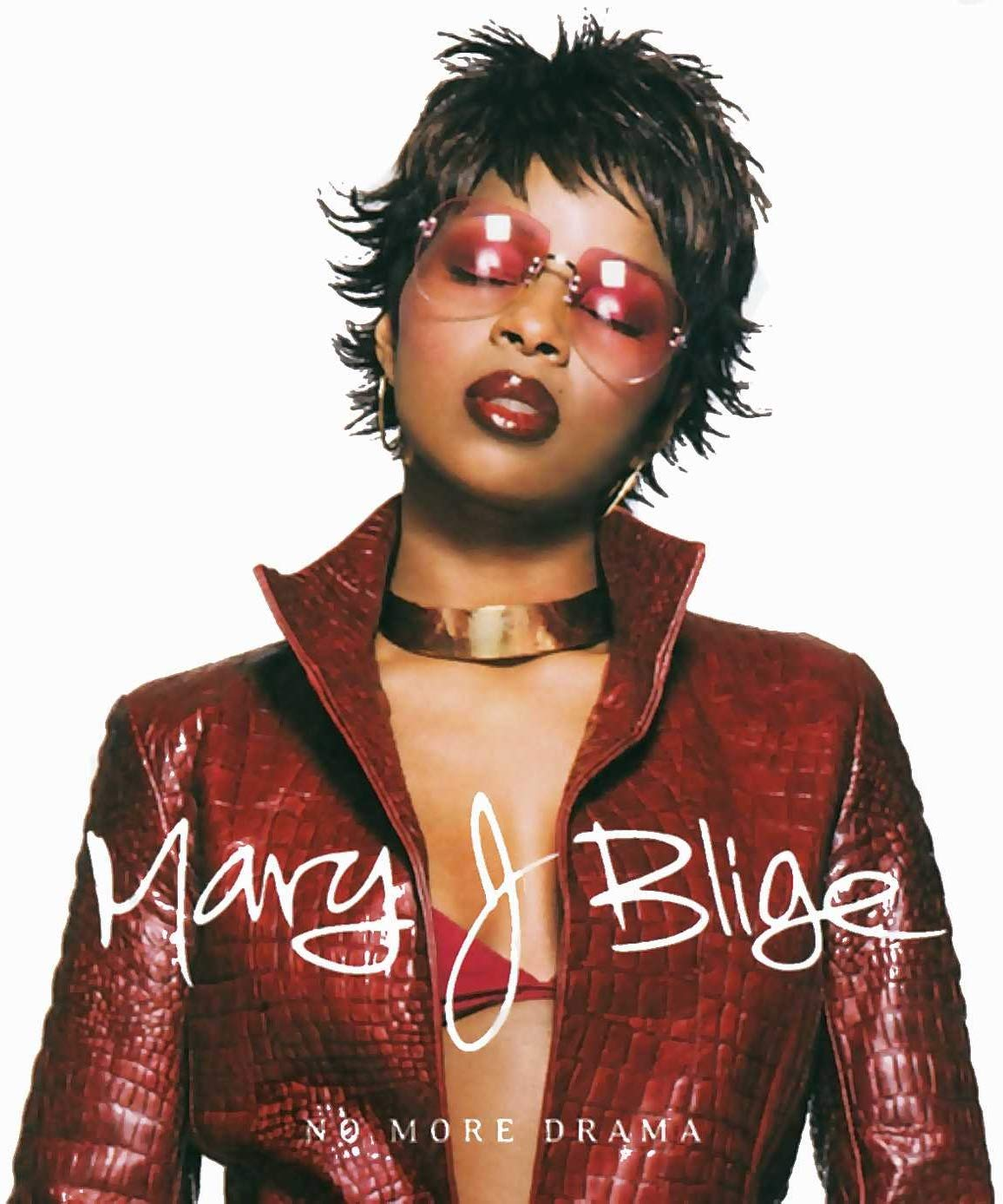 No More Drama - Blige Mary J