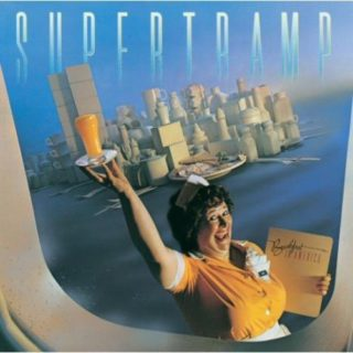 Supertramp Breakfast in America album cover