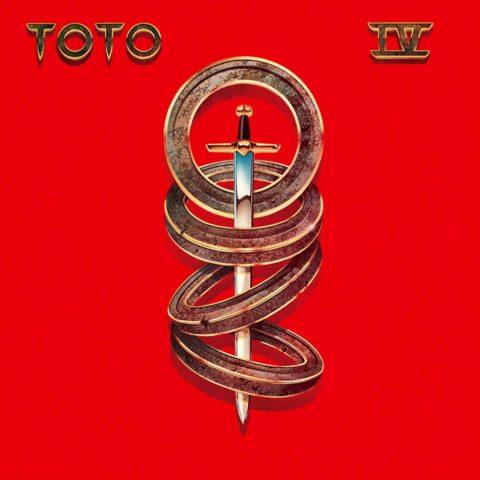 Toto IV copertina disco