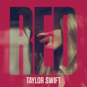 taylor swift Red copertina album deluxe edition