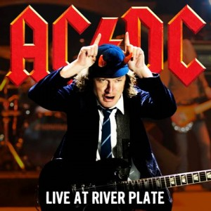 AC/DC Live At River Plate copertina disco artwork