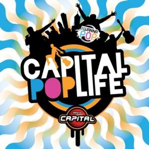 capital pop life copertina disco artwork