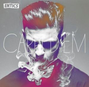 Entics Carpe Diem copertina album artwork