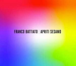 Apriti Sesamo franco Battiato copertina album artwork
