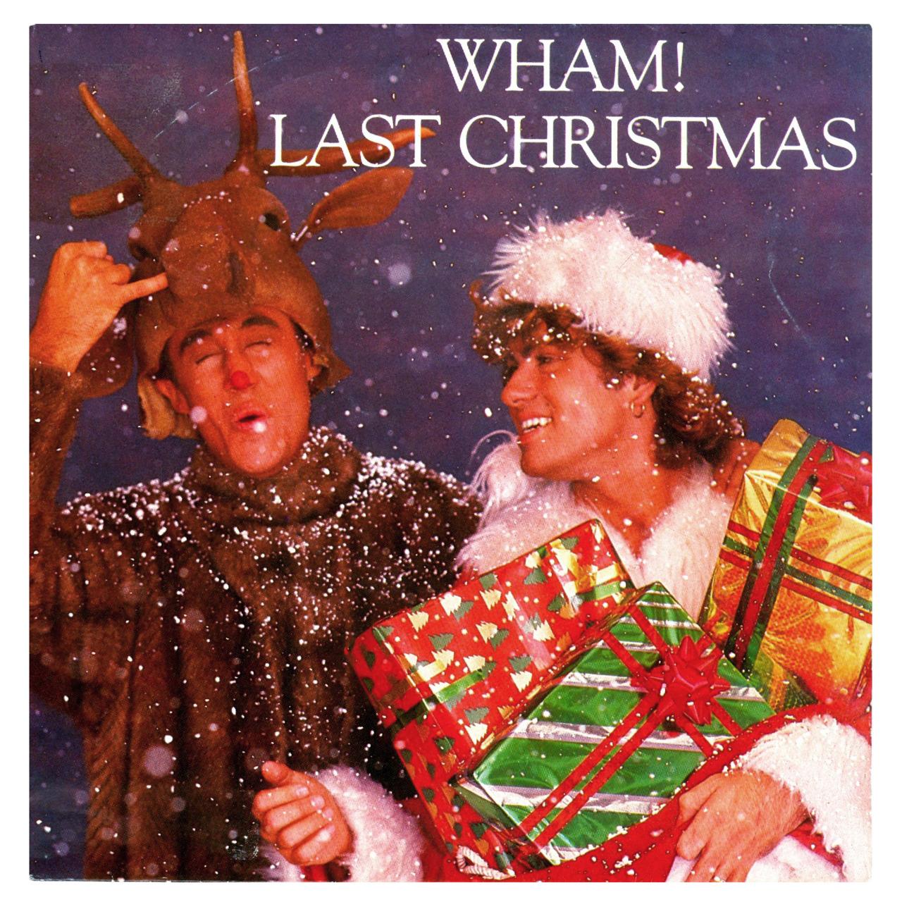 wham last christmas testo e traduzione