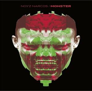 Monster – Noyz Narcos copertina album artwork