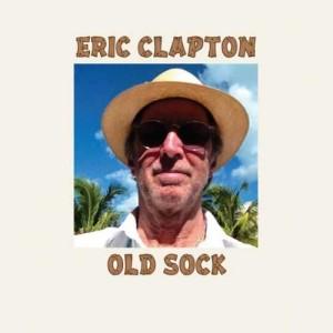 Eric Clapton Old Sock copertina disco