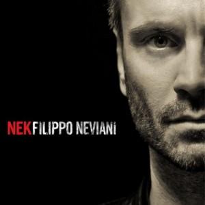 Nek Filippo Neviani copertina disco