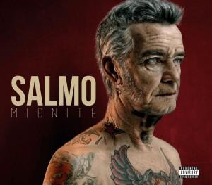 Salmo Midnite copertina disco artwork