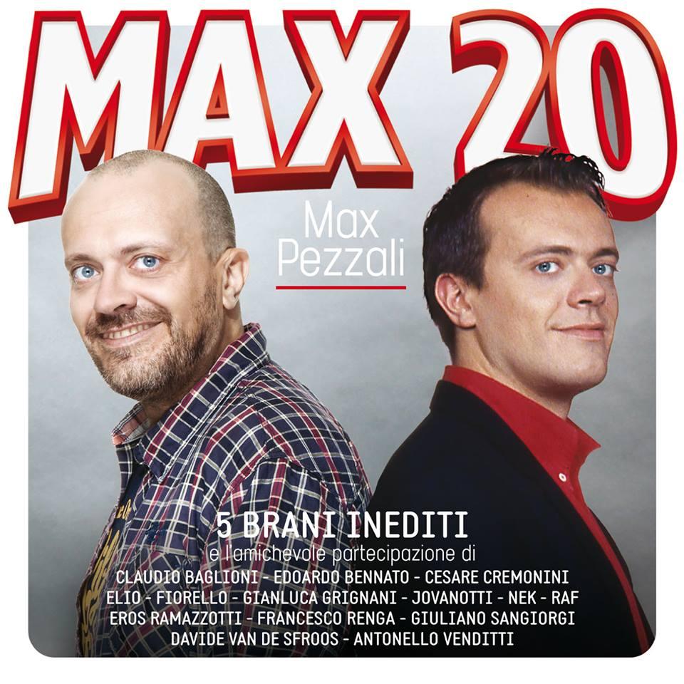Max Pezzali: Max 20