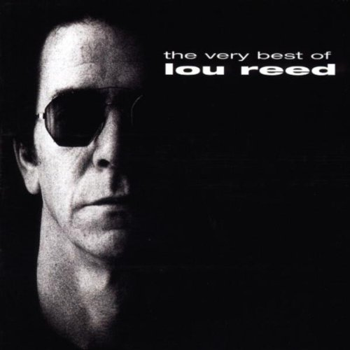 the very best of lou reed copertina disco