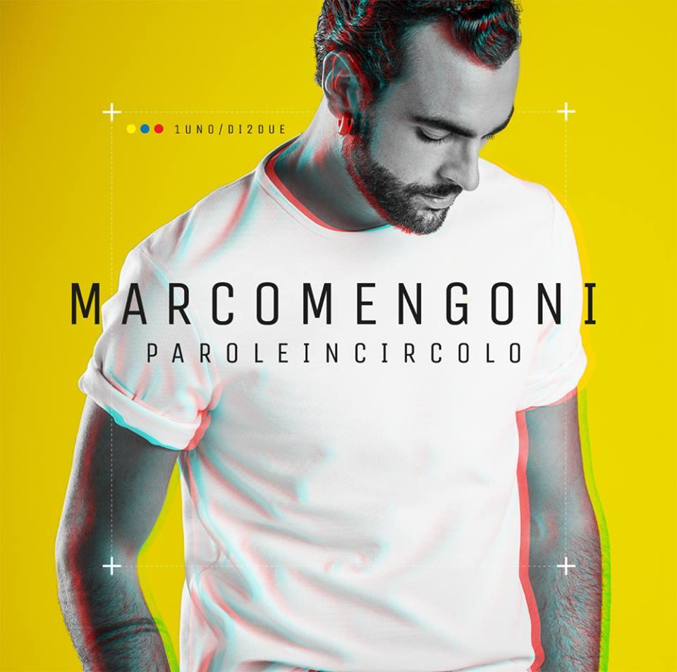 Parole in circolo Marco Mengoni Album Cover
