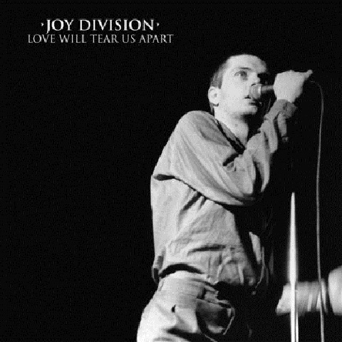 Joy Division Love Will Tear Us Apart cover