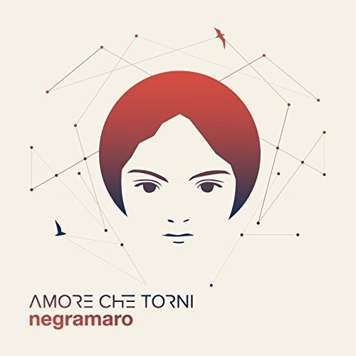Negramaro Amore Che Torni Copertina Album 2017