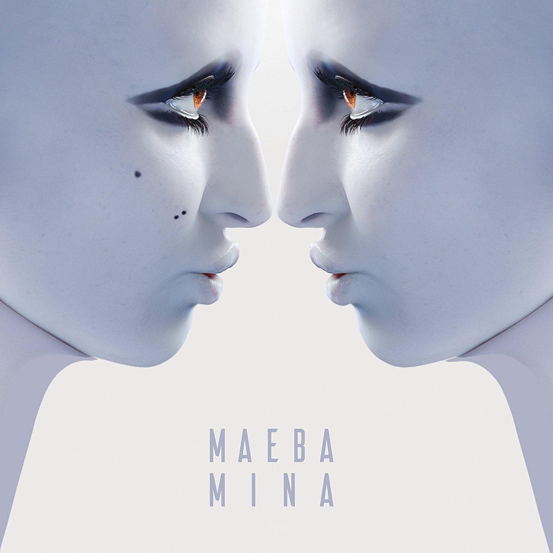 Mina Maeba copertina disco