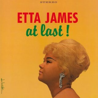 Etta James At Last album cover