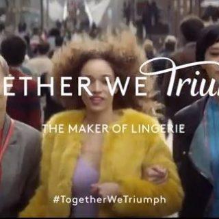 Triumph canzone spot aprile 2018