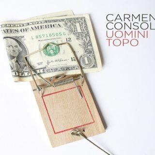 Carmen Consoli uomini topo cover singolo