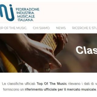 classifiche musica italiana