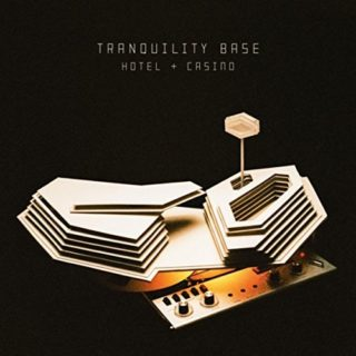 Artic Monkey Tranquility Base Hotel e Casino album cover