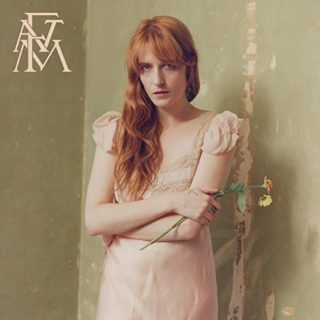 High As Hope - Florence The Machine Album Cover