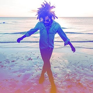 Lenny Kravitz Raise Vibration album 2018 cover