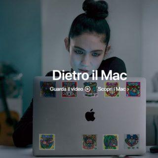 Dietro il Mac spot giugno 2018