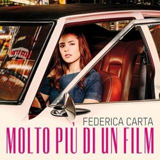 Federica Carta Molto piu di un film album 2018 cover