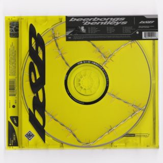 Post Malone Beerbongs e Bentleys album cover