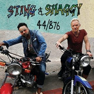 Sting Shaggy 44-876 album 2018 cover