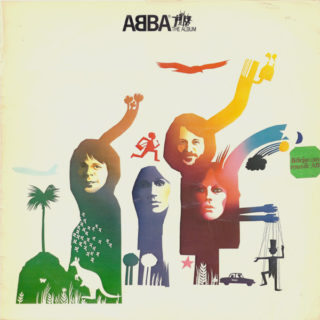 Abba the album 1975