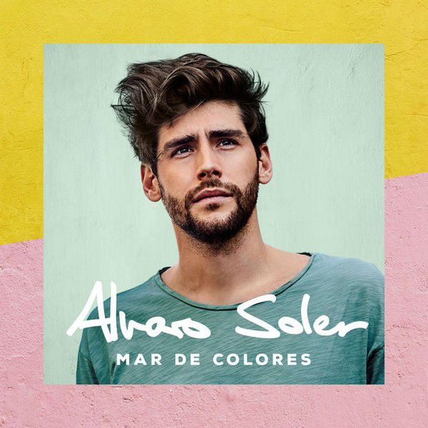 Alvaro Soler Mar de colores album 2018 cover