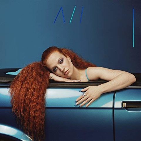 Jess Glynne Always In Between album 2018 cover