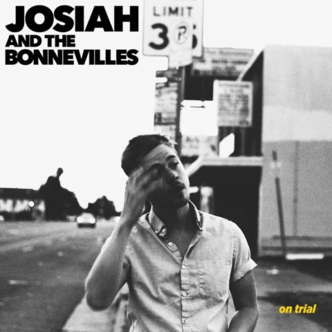 Josiah and the Bonnevilles OnTrial cover