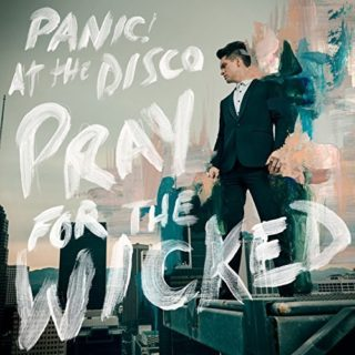 Panic! at the Disco pray for the wicked album cover